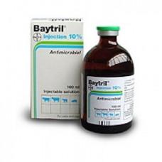 バイトリル5%注射液100ml