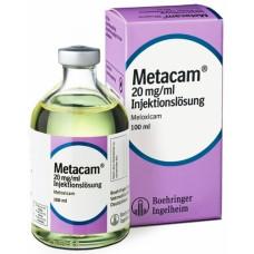 メタカム(メロキシカム)20mg/ml注射液100ml<牛・馬・豚用>