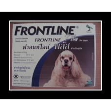 フロントラインプラス中型犬用(10-20kg以下)6本