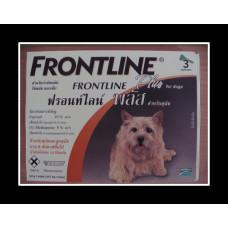 フロントラインプラス小型犬用(10kg以下)6本