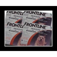 フロントラインプラス小型犬用(10kg以下)24本お得セット