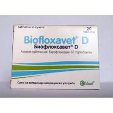 バイオフロキサベット(エンロフロキサシン50mg)20錠
