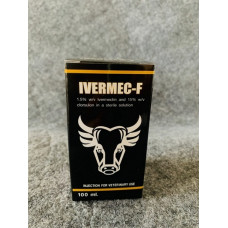 イベルメックF100ml注射液/Ivermec F 100ml Injectable
