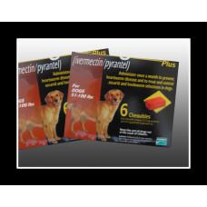 ハートガードプラス大型犬用(22-45kg)2箱12か月分(12個)お得セット/Heartgard Plus Lrg Dogs 12 pack