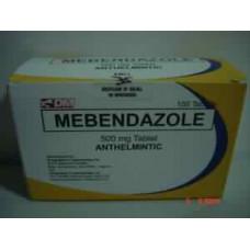 ジェネリックベルモックス(メベンダゾール)500mg6錠