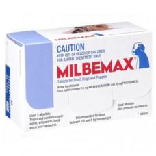 ミルベマックス超小型犬用(5kg以下)/Milbemax Small Dog up to 5kg