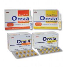 オンシア(オンダンセトロン4mg)10錠