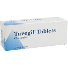 タベジール(フマル酸クレマスチン)1mg60錠