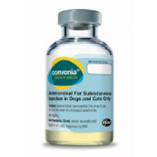 コンベニア80mg/ml, 10ml注射液
