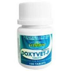 ドキシベット(ドキシサイクリン塩酸塩15mg)100錠