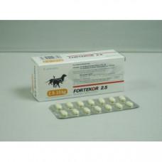 フォルテコール(ベナゼブリル)2.5mg(2.5-10kg対象)28錠