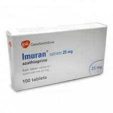 イムラン(アザチオプリン)25mg100錠