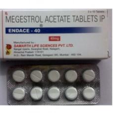 エンダース(酢酸メゲストロール40mg)30錠